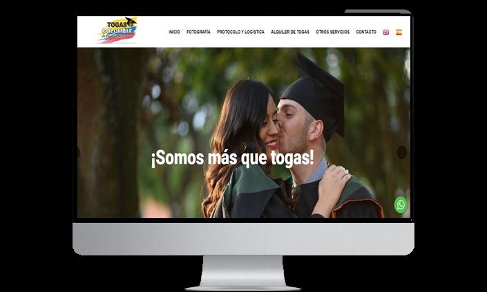 paginas web cali
